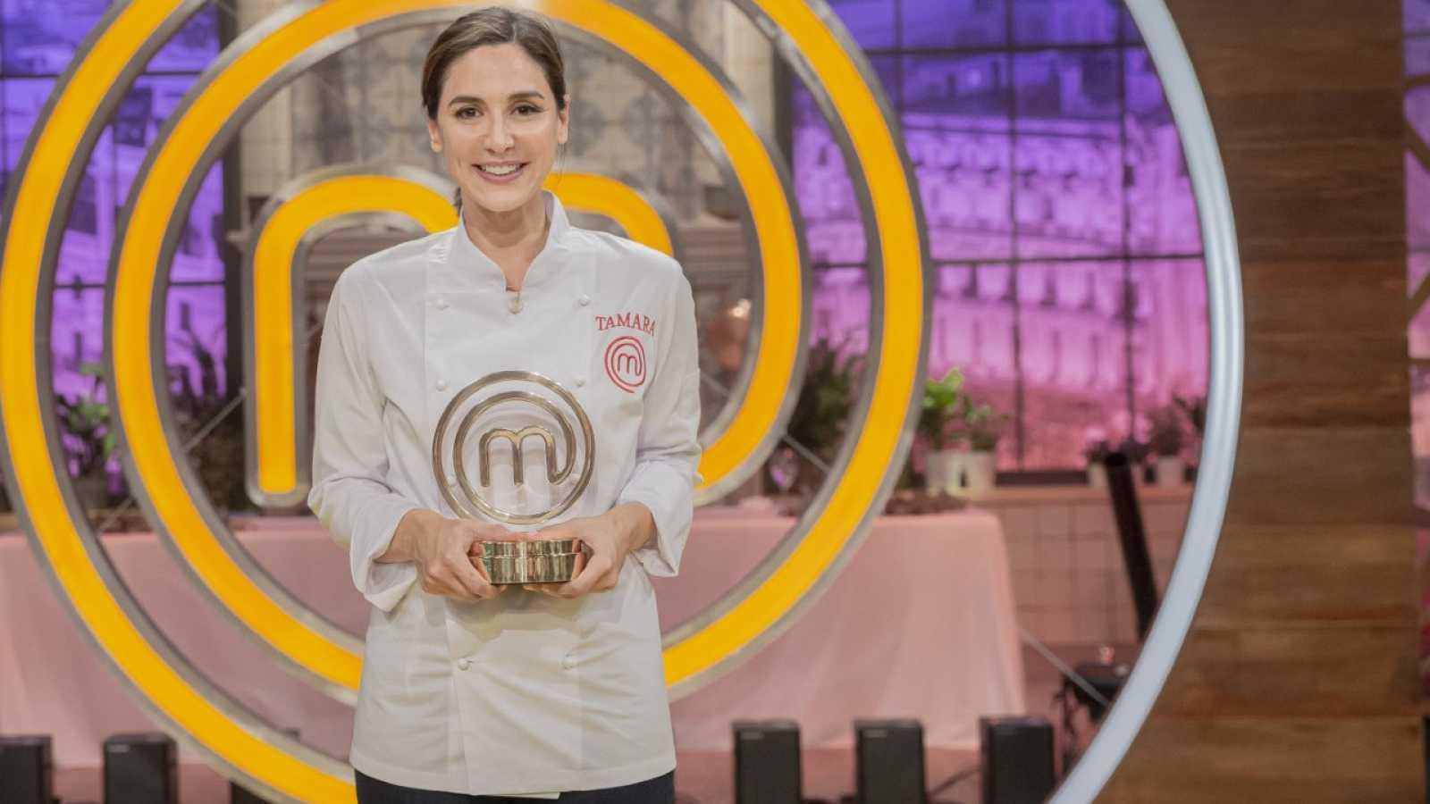 Masterchef Celebrity 4 Tamara Falco Alcanza La Victoria En Masterchef Celebrity 4
