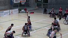 Baloncesto en silla de ruedas - Liga Nacional. Resumen