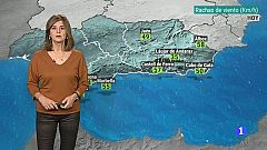 El tiempo en Andalucía - 27/11/19