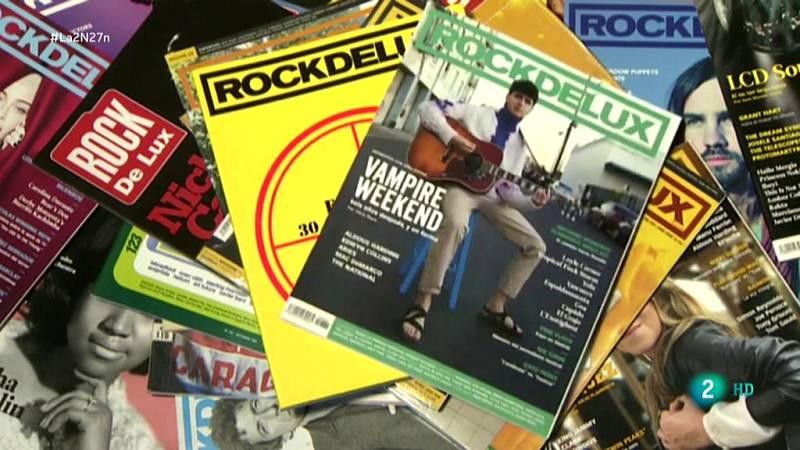 Rockdelux cumple 35 años