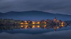 Nuboso en el noroeste y lluvias persistentes en el oeste de Galicia