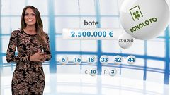 Bonoloto - 27/11/19
