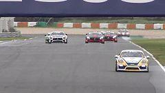 Automovilismo - GT4 European Series 1ª carrera. Prueba Estoril. Resumen