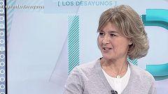 Los desayunos de TVE - Isabel García Tejerina, vicesecretaria de Acción Sectorial del Partido Popular