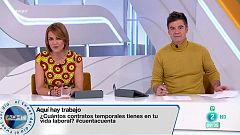 La temporalidad española y la europea