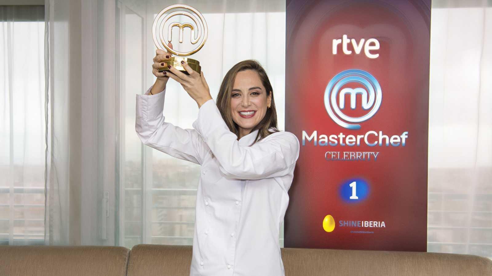 MasterChef Celebrity 4 - Tamara Falcó responde a las preguntas más surrealistas tras ganar la edición