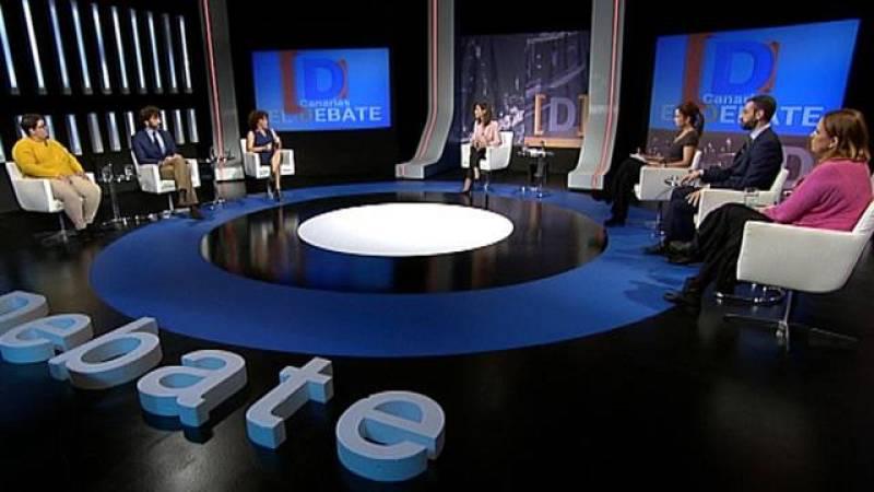 El Debate de La 1 Canarias - 28/11/2019
