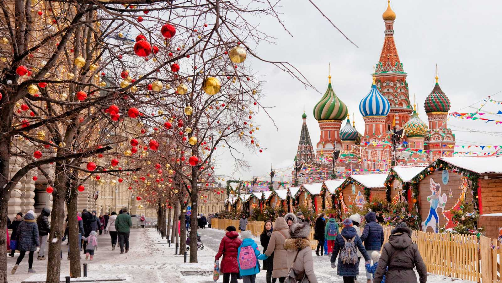 En Rusia el sorteo de Año Nuevo cumple 25 años