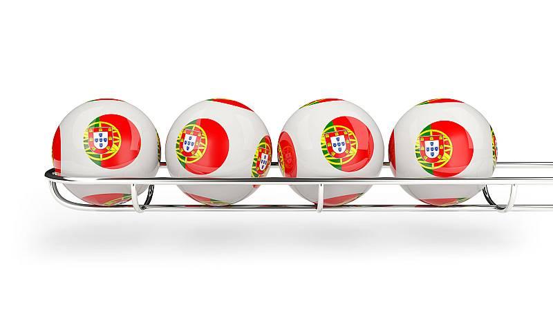Portugal celebra el sorteo de Navidad el 23 de diciembre