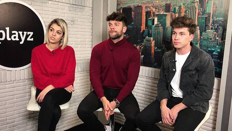 Nerea, Ricky y Raoul de OT invertirían el Gordo en su carrera musical