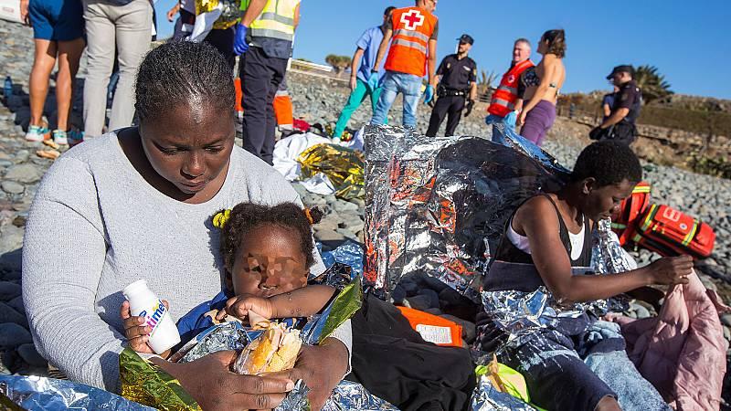 Llega una patera con 24 inmigrantes a bordo a Gran Canaria