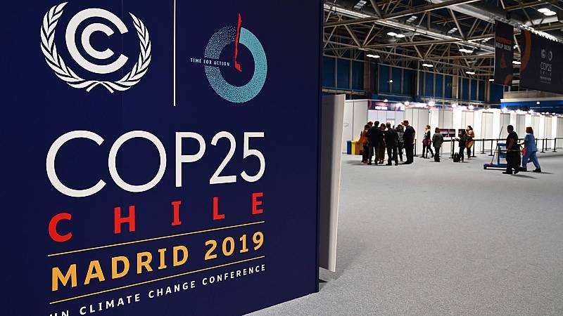Cumbre del Clima en Madrid: Fuertes medidas de seguridad