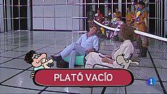 """Viaje al centro de la tele - Regresamos  a """"Plató vacío"""" y """"¿Qué apostamos?"""""""