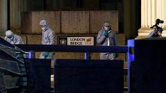 Dos muertos y tres heridos en un ataque terrorista en el puente de Londres