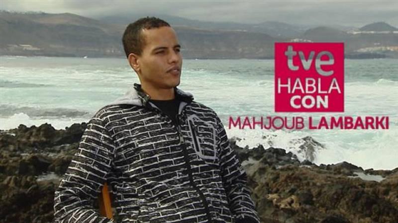 TVE habla con Mahjoub Lambarki - 30/11/2019