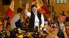 Keiko Fujimori sale de la cárcel tras una polémica decisión del Tribunal Constitucional de Perú