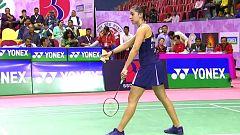 Bádminton - India Masters. Semifinal: Kim Ga Eun - Carolina Marín