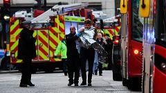 El autor del ataque en el puente de Londres había estado en la cárcel por delitos de terrorismo