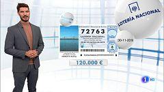 Lotería Nacional - 30/11/19