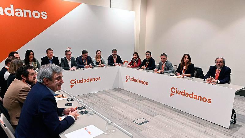 Ciudadanos elige una gestora continuista aunque incorpora a Garicano