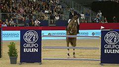 Hípica - Concurso de saltos Madrid Horse Week. Trofeo Universidad Alfonso X el Sabio - Caballos 1 al 20
