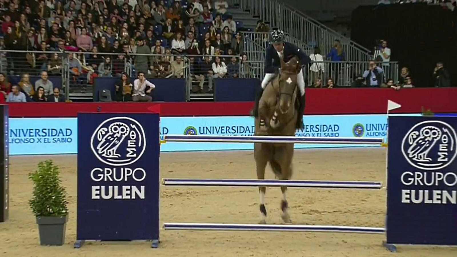 Hípica - Desde Madrid. Concurso de saltos Madrid Horse Week. Trofeo Universidad Alfonso X el Sabio - Caballos 1 al 20 - ver ahora