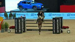 Hípica - Concurso de saltos Madrid Horse Week. Trofeo Universidad Alfonso X el Sabio - Caballos 21 al 42