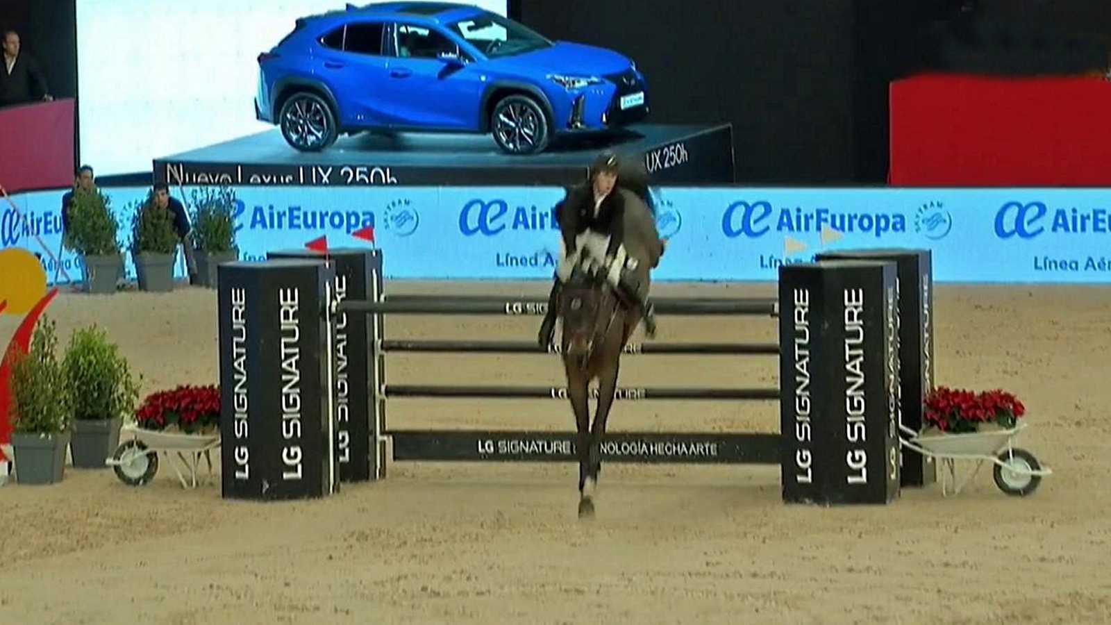 Hípica - Desde Madrid. Concurso de saltos Madrid Horse Week. Trofeo Universidad Alfonso X el Sabio - Caballos 21 al 42 - ver ahora