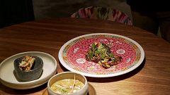 Zoom Tendencias - Cocina gamberra. Comer con buen rollo