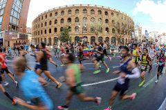 Atletismo - Maratón de Valencia Trinidad Alfonso EDP