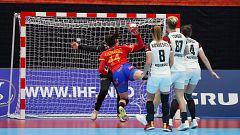 Balonmano - Campeonato del Mundo Femenino: España - Hungría