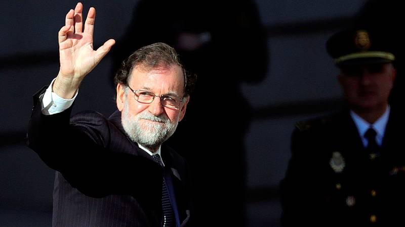 """Rajoy reconoce en sus memorias que """"la corrupción ha sido 'el talón de Aquiles' del PP"""""""