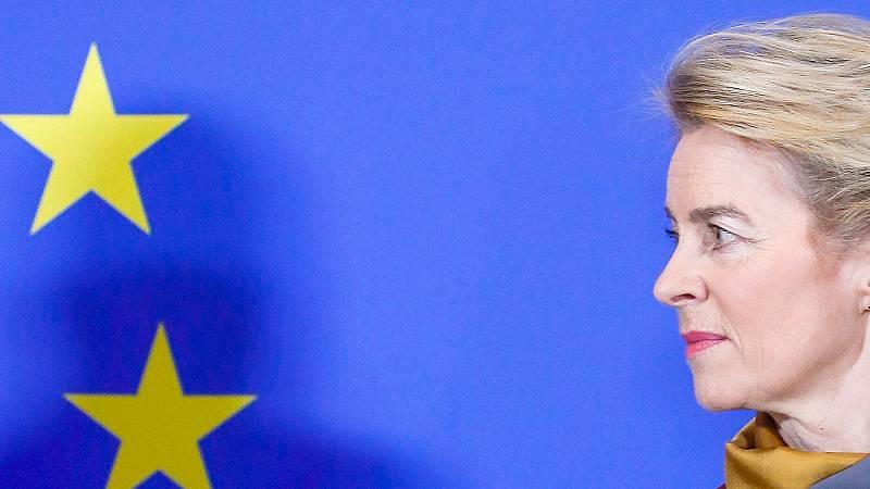 """La nueva presidenta de la CE subraya que la responsabilidad de los nuevos líderes es """"dejar una Unión más fuerte"""""""