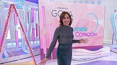 Corazón - La quiniela de los Goya