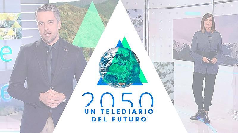 Un Telediario en 2050: utópico vs distópico