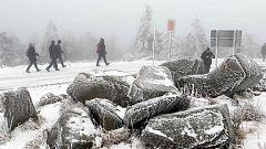 La Aemet advierte del riesgo  de aludes en Picos de Europa