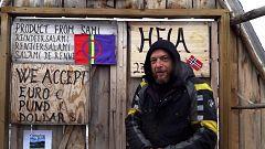 Diario de un nómada: Carreteras extremas 2 - La española adicta a los inviernos