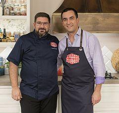 """El chef Paolo Casagrande visita """"Hacer de comer"""""""
