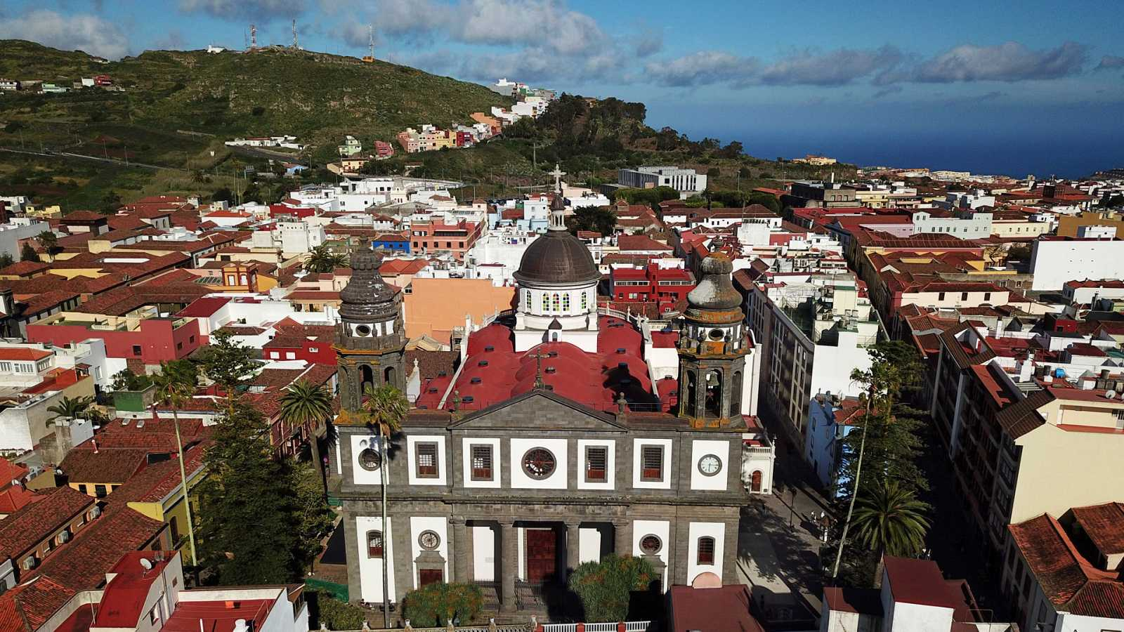 Ciudades españolas Patrimonio de la Humanidad - San Cristóbal de la Laguna - ver ahora