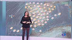 La semana comenzará con mucha lluvia y avisos en la costa gallega y levantina