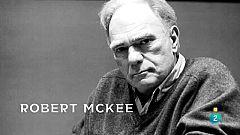 Robert Mckee visita España