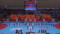 Balonmano - Campeonato del Mundo Femenino: Argentina - Rusia