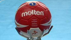 Balonmano - Campeonato del Mundo Femenino: Eslovenia - Noruega