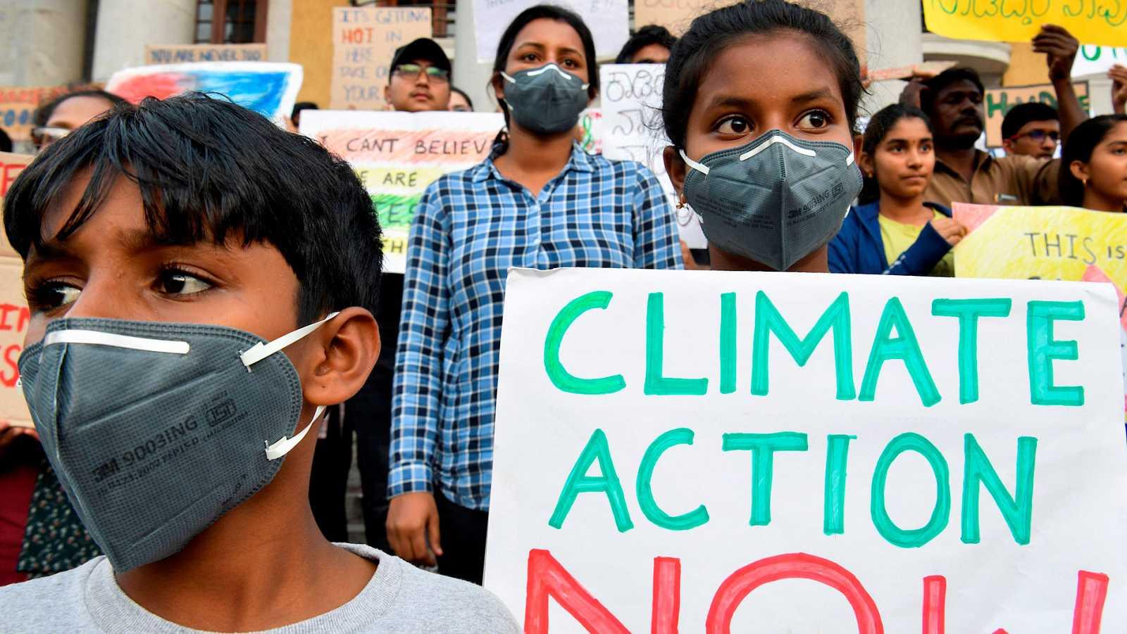 Los líderes de los países más contaminantes del mundo se ausentan de la Cumbre del Clima