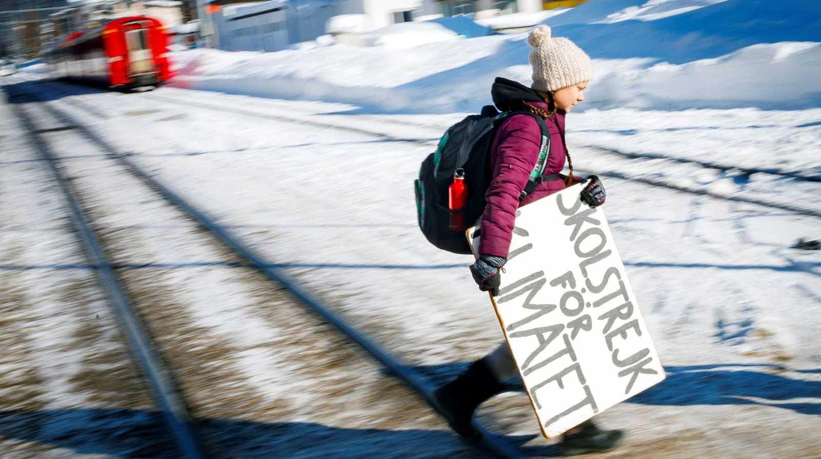 Los jóvenes activistas toman la palabra