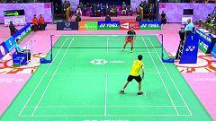 Bádminton - India Masters. Final individual masculina: Wang Tzu-wei - S.Verma