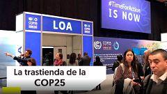 Cómo es la trastienda de la Cumbre del Clima de Madrid