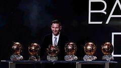 Fútbol - Gala balón de Oro