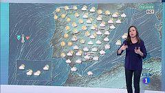 Hoy se espera una jornada de fuertes lluvias en el sureste peninsular y Baleares