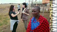 Titanes sin fronteras - Tanzania